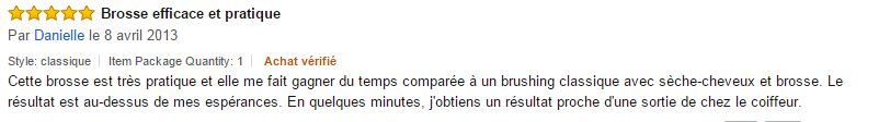commentaire client philips HP8656 1
