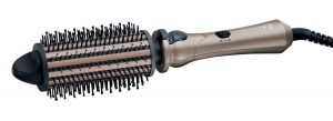 brosse chauffante remington keratin therapy remington